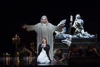 Gounod's 'Faust' from the Royal Opera House, Covent Garden, in London.