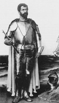 Francesco Tamagno as Otello in 1887