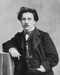 Gabriel Faure in 1864