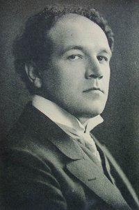 Russian composer Nikolai Medtner.