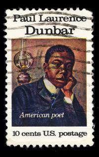 Poet Paul Laurence Dunbar.