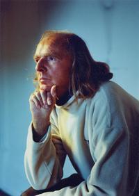 Composer John Tavener