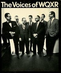 WQXR's announcers in 1969