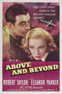 'Above and Beyond' Movie Poster