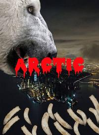 a movie poster for 'Arctic'