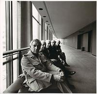 Leonard Bernstein, Virgil Thomson, Walter Piston, Aaron Copland, William Schuman (1970)