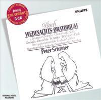 Bach: Christmas Oratorio / Schreier, Donath, Lipovsek, Et Al