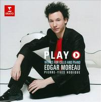 Edgar Moreau, cellist