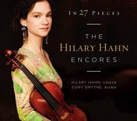 Hilary Hahn's album of 27 commissioned encores made several bes