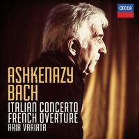 Bach: Italian Concerto; French Overture; Aria Variata / Vladimir Ashkenazy