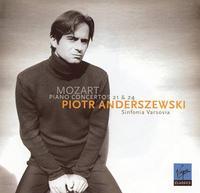 Piano Concerto No. 21, K. 467 Performed by Piotr Anderszewski