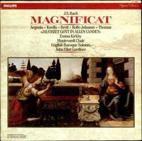 Bach: Magnificat, Etc / Gardiner, Kirkby, Et Al