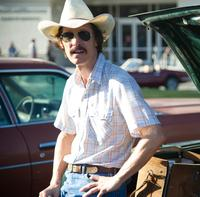 Matthew McConaughey as Ron Woodroof in 'Dallas Buyers Club'
