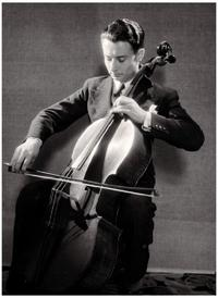 Pierre Fournier, cellist