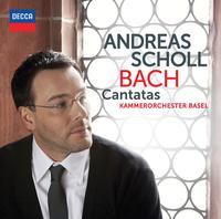 Bach, Andreas Scholl, counter-tenor Kammerorchester Basel