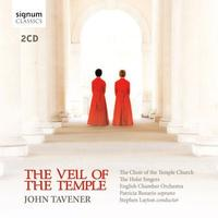 'John Tavener: The Veil of the Temple'