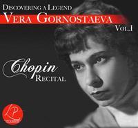 Vera Gornostaeva plays Chopin