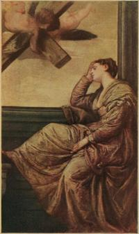'The Dream of Saint Helena' by Paolo Veronese