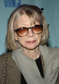 Joan Didion in 2007