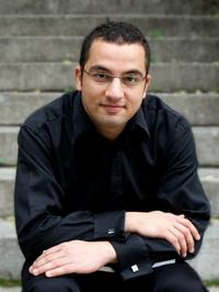 Pianist Mohamed Shams