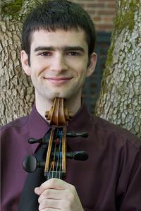 Cellist Patrick McGuire.