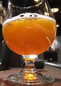 Glass of Dale's Pale Ale