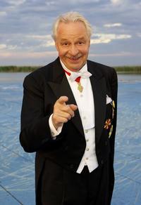 Austrian opera singer Harald Serafin