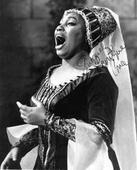 Leontyne Price as Leonora in 'Il Trovatore'