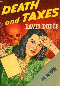 Death and Taxes book cover