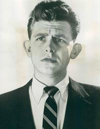 Publicity photo of Andy Griffith.