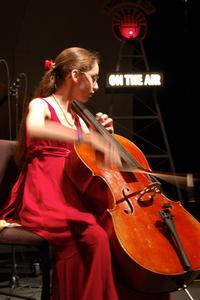 Kathryn Westerlund, cello