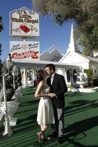 24-hour Vegas wedding chapel