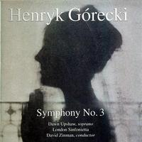 Henryk Gorecki's Symphony No. 3, 'Sorrowful Songs'