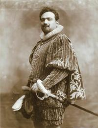 Enrico Caruso in Rigoletto, November 23, 1903