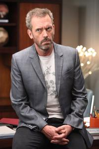 Hugh Laurie as Dr. Greg House in House, M. D.