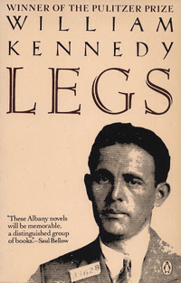Book cover for Legs