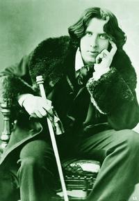 green Oscar Wilde