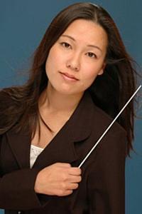 Kayoko Dan, conductor