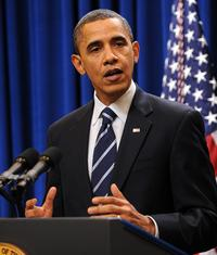 President Obama announces a deal with Congressional Republicans to extend tax cuts and unemployment benefits.