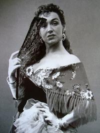 Risë Stevens in 'Carmen,' 1952