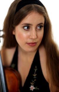 Violinist Vilde Frang