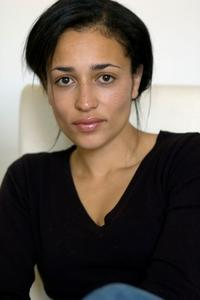Writer Zadie Smith
