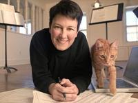 Jennifer Higdon, award-winning composer.