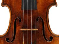 The Willemotte Stradivarius violin (1734)