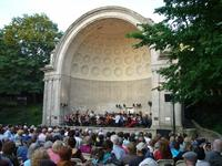 The Knights at the Naumburg Bandshell