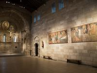 The Fuentidueña Chapel at The Met Cloisters