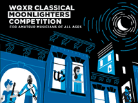 WQXR Classical Moonlighters Competition