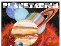 Sufjan Stevens, Bryce Dessner and Nico Muhly's 'Planetarium' comes out June 9.