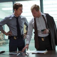 Matthew McConaughey and Woody Harrelson in True Detective (Michele K. Short/HBO)