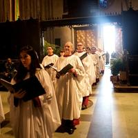 The Cathedral Choir of the Cathedral Church of St. John the Divine